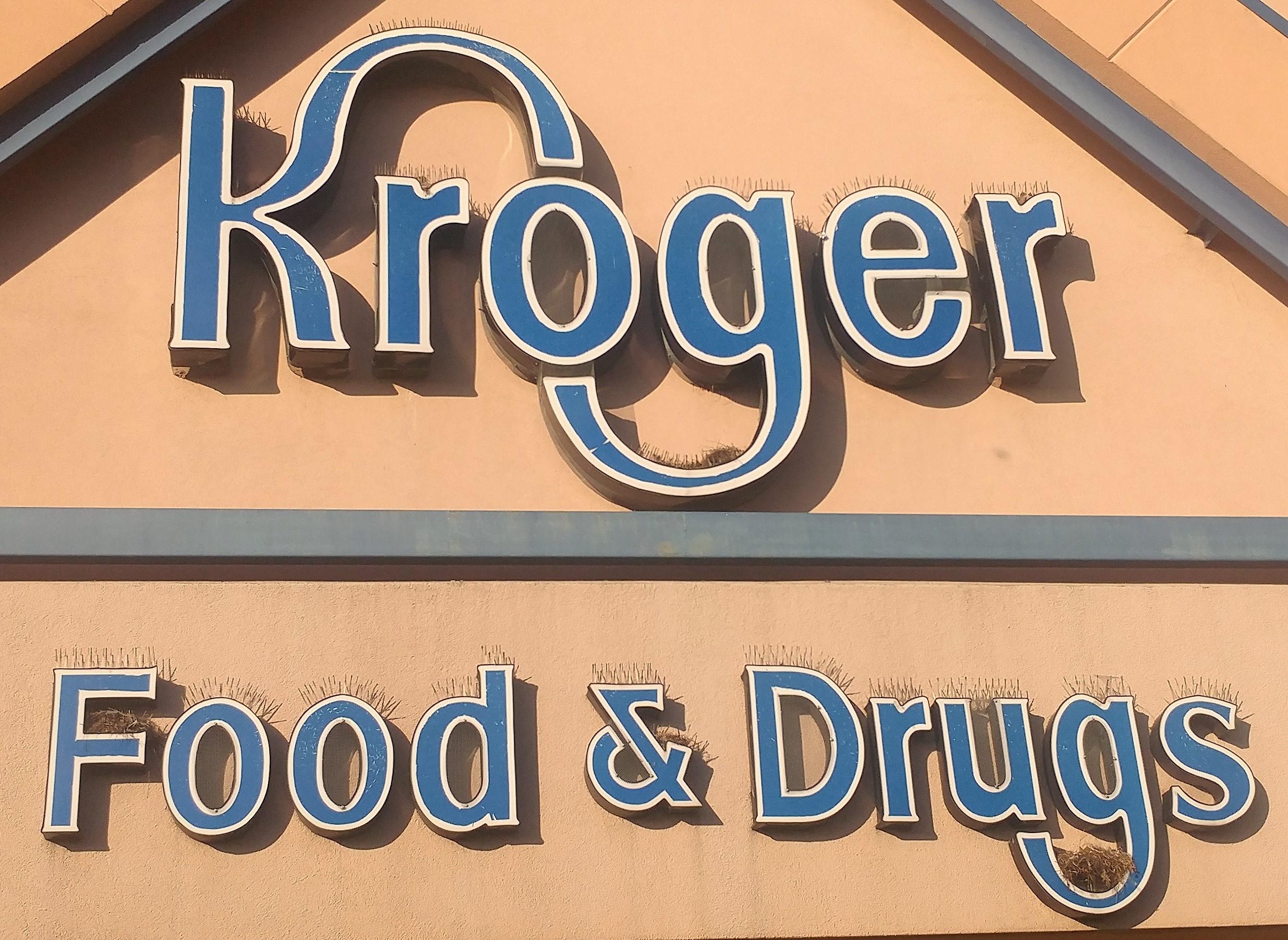 Kroger Birds